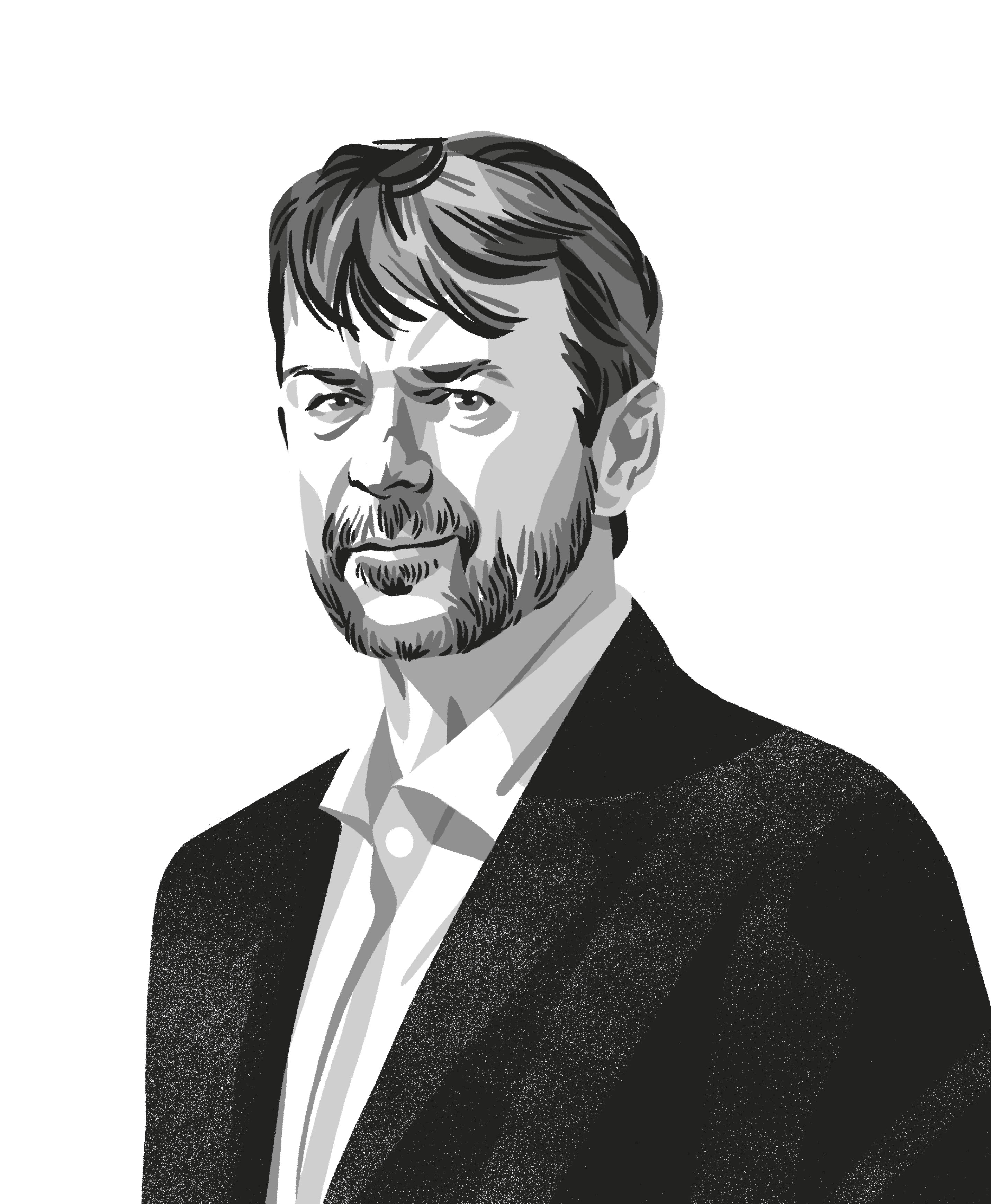 Portraits for Repubblica – Affari e finanza 2020